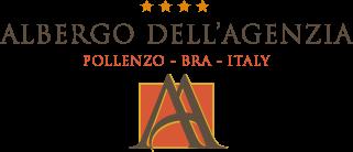 ALBERGO DELL'AGENZIA - Logo